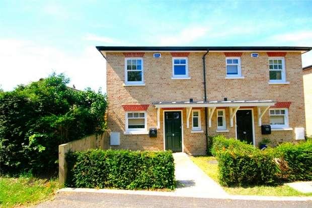 2 Bedrooms Cottage House for sale in Round Bush, Aldenham, Herts