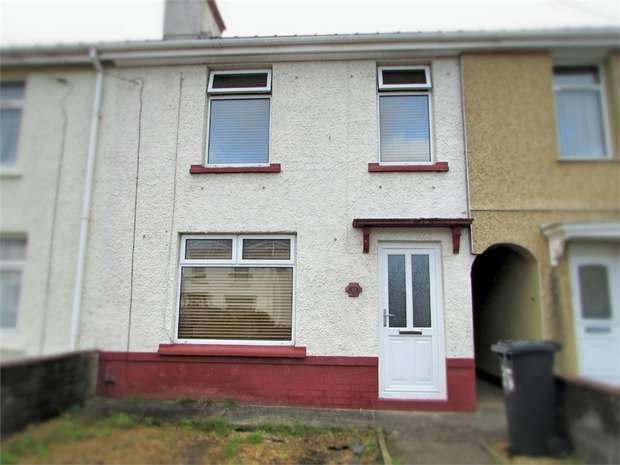2 Bedrooms Terraced House for sale in Illtyd Street, Neath, Neath, West Glamorgan