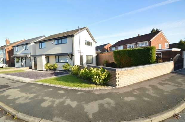 3 Bedrooms Detached House for sale in Birchdale Avenue, Heald Green, Stockport, Cheshire