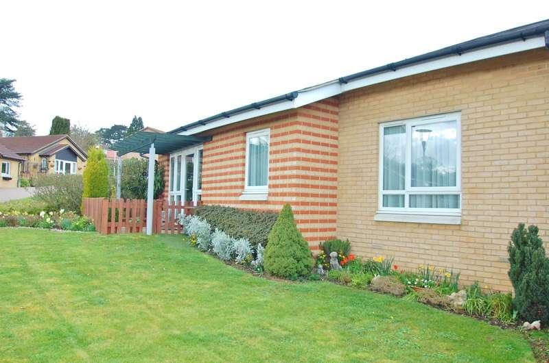 2 Bedrooms Terraced Bungalow for sale in Trustees Close, Denham Garden Village, Denham, UB9