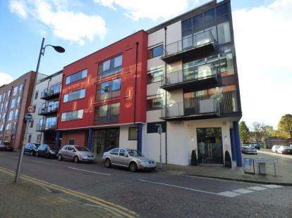 Flat for sale in Sherborne Street, Birmingham, West Midlands
