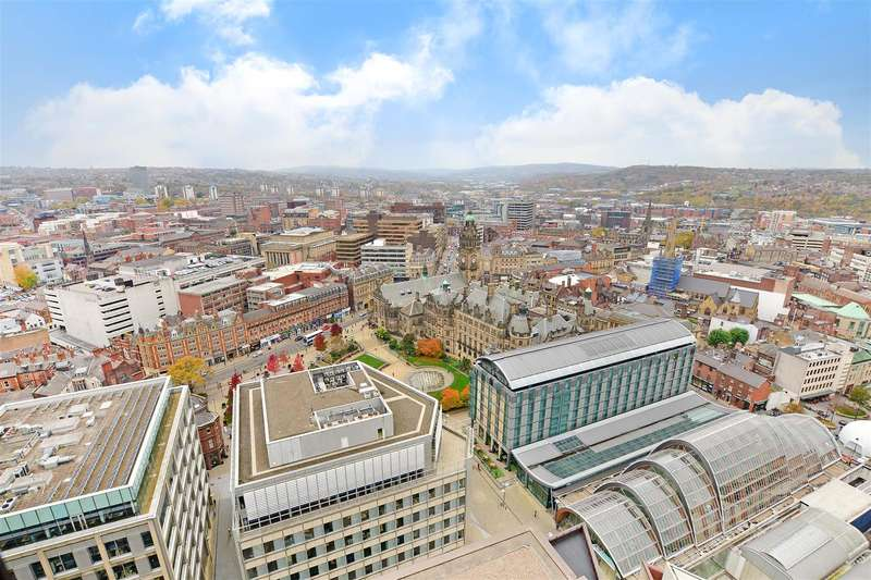 2 Bedrooms Property for sale in City Lofts, St Pauls Square, Sheffield