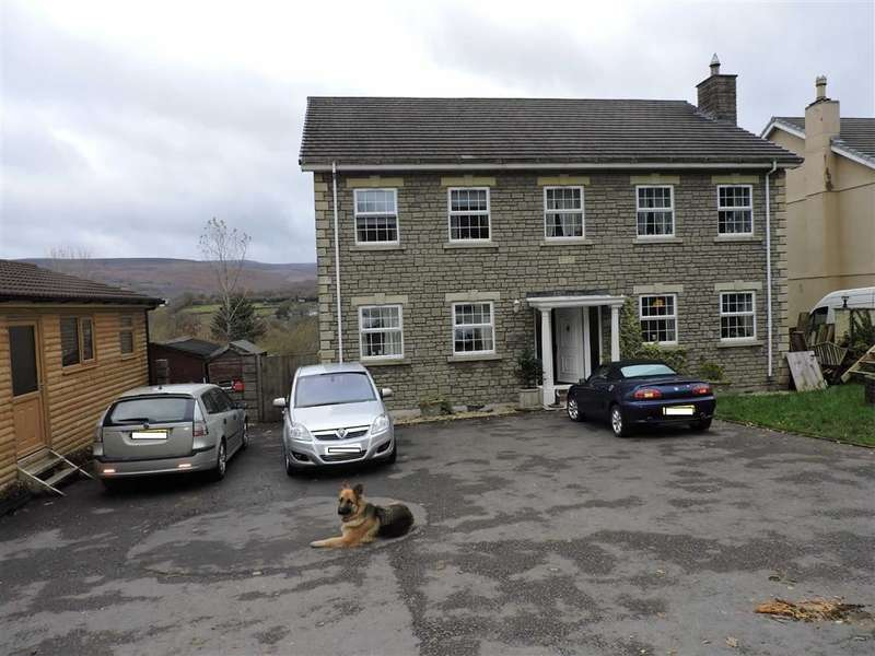6 Bedrooms Property for sale in Off Bryncethin Road, Garnant