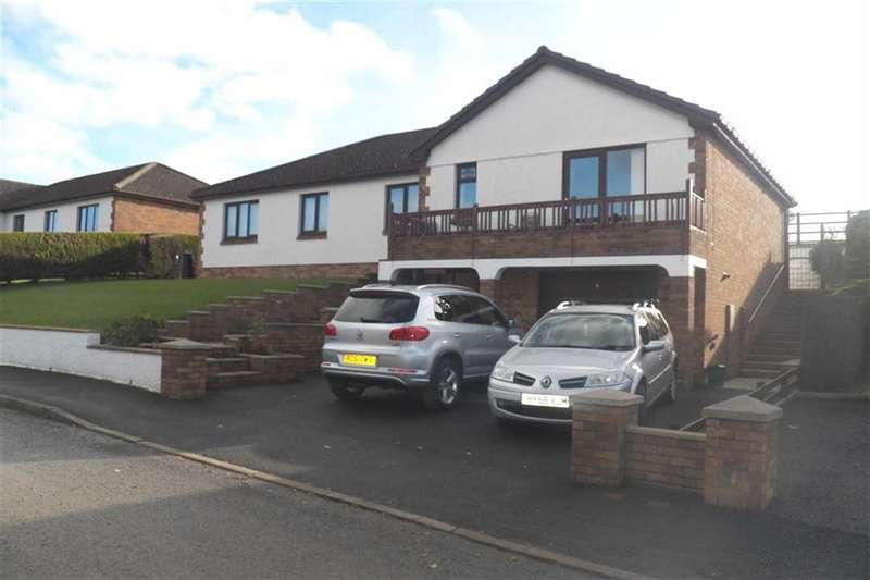 5 Bedrooms Property for sale in Heol Nantyglasdwr, Cwmffrwd, Carmarthen