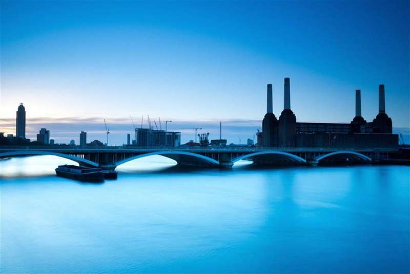 2 Bedrooms Property for sale in Battersea Power Station, Nine Elms, London, SW8