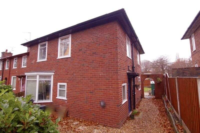 3 Bedrooms Terraced House for sale in Oak Drive, Acton, Wrexham
