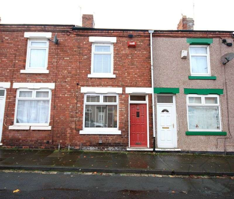 2 Bedrooms Terraced House for sale in Kitchener Street, Darlington