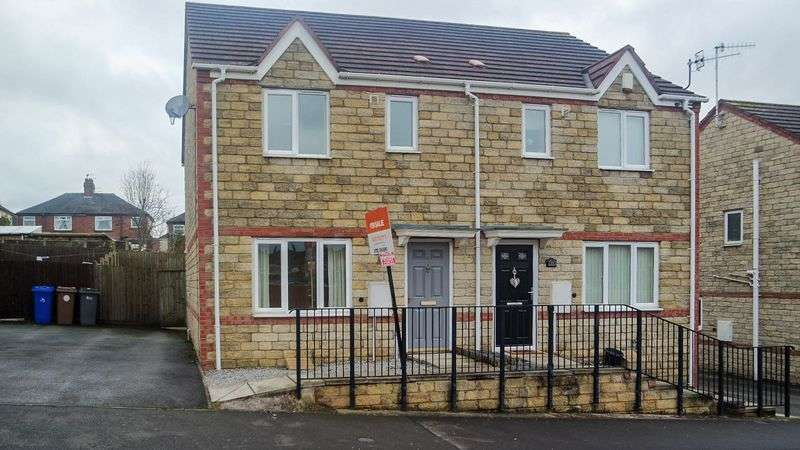 3 Bedrooms Semi Detached House for sale in Willow Tree Grove, Heron Cross, Stoke-On-Trent, ST4 3BF
