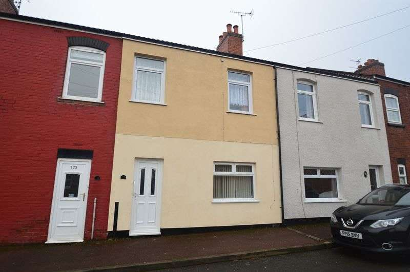 3 Bedrooms Terraced House for sale in West Street, Warsop Vale