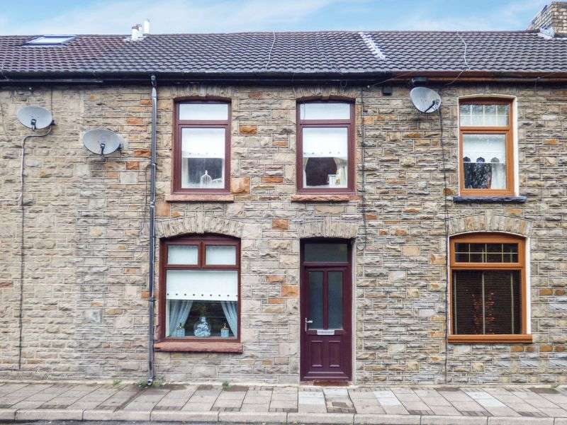 3 Bedrooms Terraced House for sale in Aberllechau Road, CF39 0PB