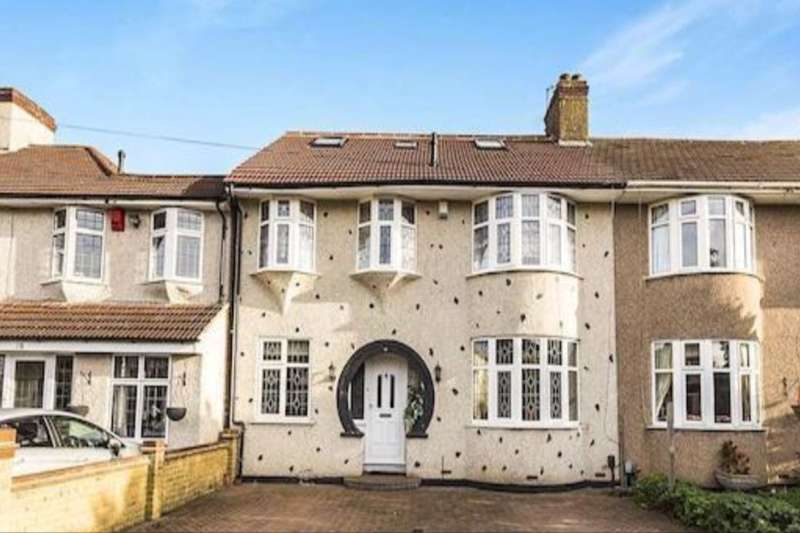 6 Bedrooms Semi Detached House for sale in Norfolk Gardens, Bexleyheath, DA7