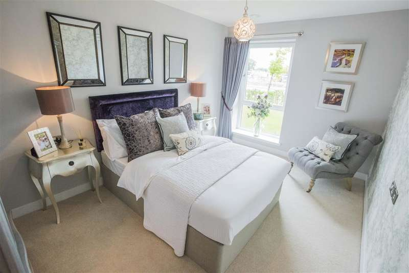 1 Bedroom Apartment Flat for sale in Greenwood Grove, GLASGOW
