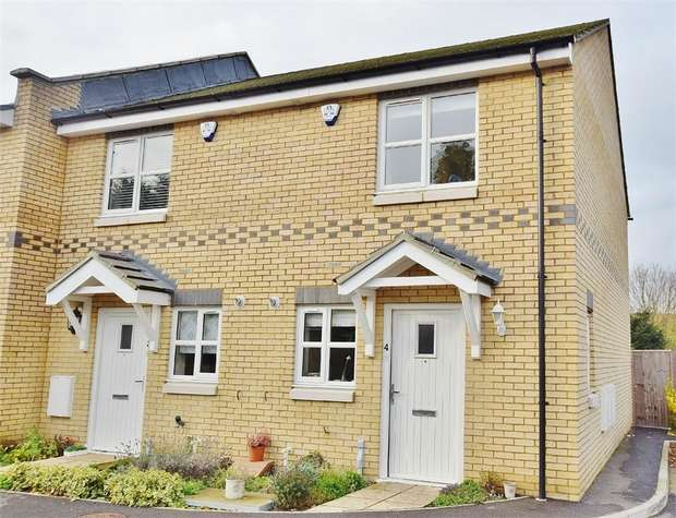 2 Bedrooms End Of Terrace House for sale in Brickfield Mews, WATFORD, Hertfordshire