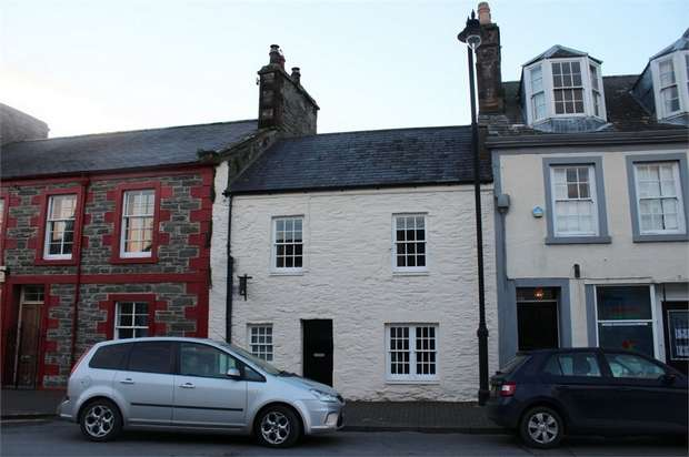 3 Bedrooms Terraced House for sale in George Street, Whithorn, Newton Stewart, Dumfries and Galloway