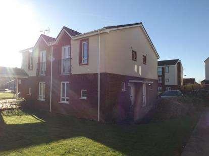 1 Bedroom Flat for sale in Ayrshire Close, Buckshaw Village, Chorley, Lancashire, PR7