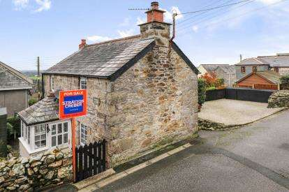 2 Bedrooms Detached House for sale in St. Breward, Bodmin, Cornwall