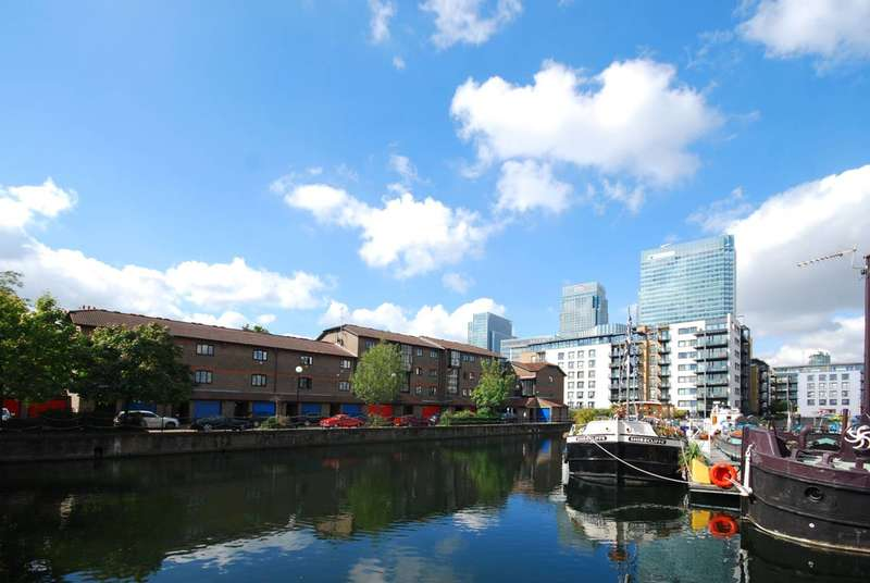 3 Bedrooms Flat for sale in Landons Close, Canary Wharf, E14