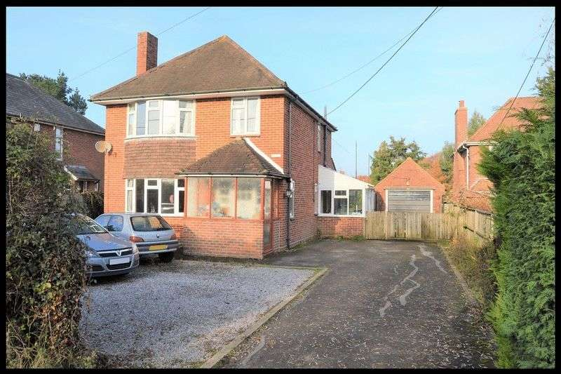3 Bedrooms Detached House for sale in Amberley, Bartley
