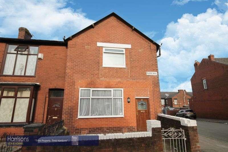 4 Bedrooms Semi Detached House for sale in Glen Avenue, Bolton, Lancashire.