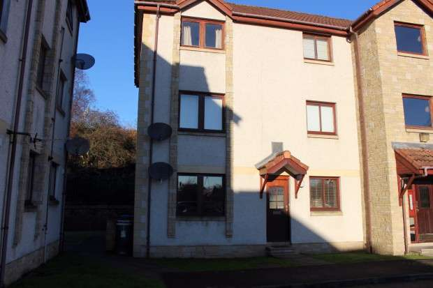 2 Bedrooms Flat for sale in Bothwell Court, Dunfermline, KY11