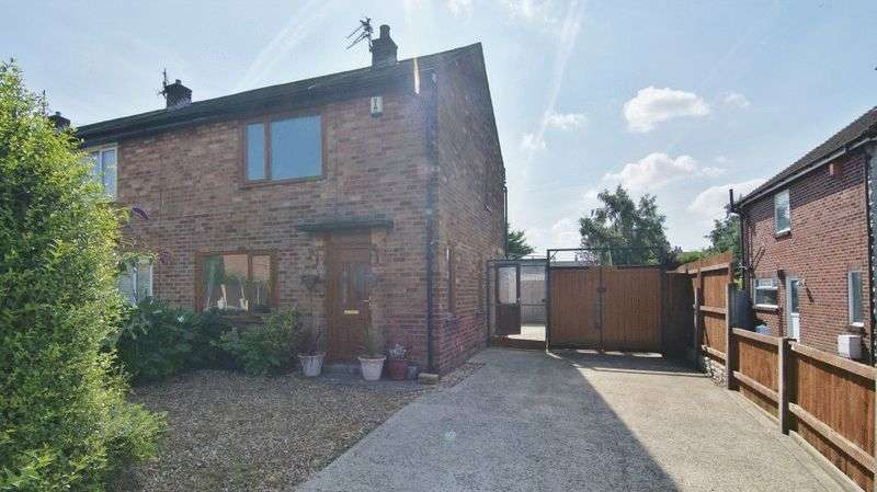 2 Bedrooms Terraced House for sale in Clifton Place, Freckleton PR4 1RQ