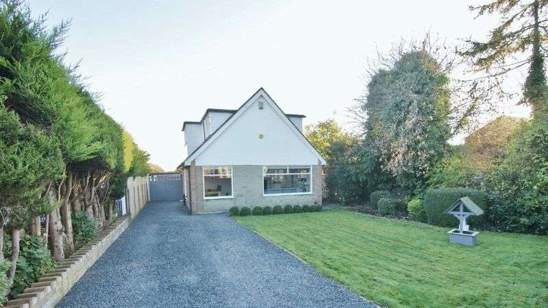 3 Bedrooms Detached Bungalow for sale in The Hawthorns, Lytham FY8 4NA