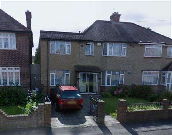5 Bedrooms Semi Detached House for sale in Orchard Avenue, Feltham