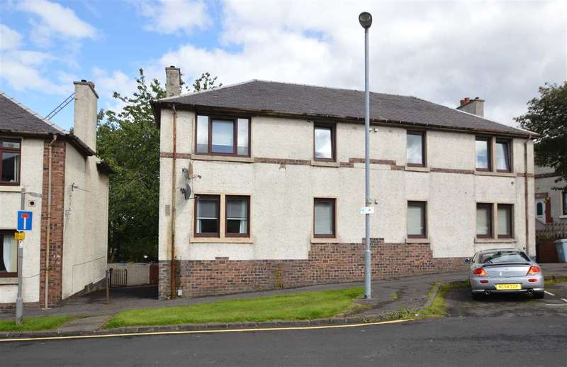 1 Bedroom Apartment Flat for sale in Grammar School Square, Hamilton