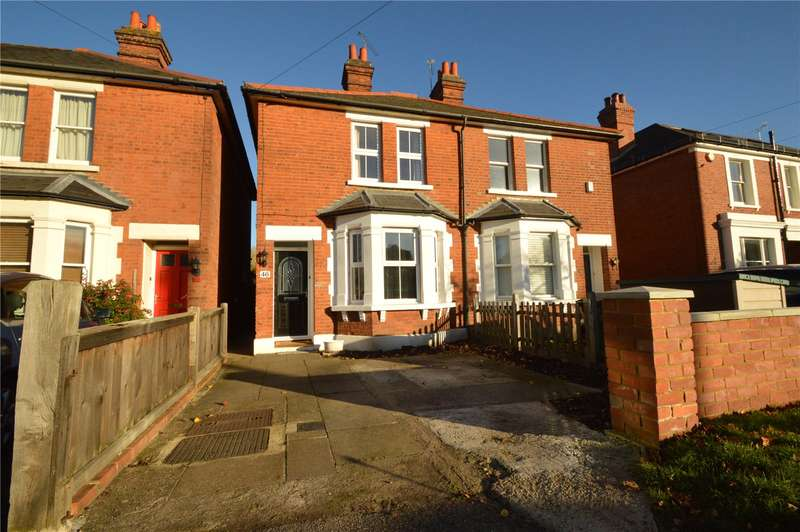 3 Bedrooms Semi Detached House for sale in All Saints Avenue, Maidenhead, Berkshire, SL6