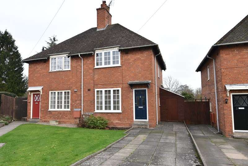2 Bedrooms Semi Detached House for sale in Hay Green Close, Bournville, Birmingham