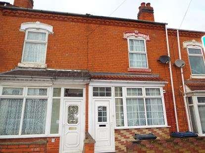 2 Bedrooms Terraced House for sale in Nansen Road, Sparkhill, Birmingham, West Midlands