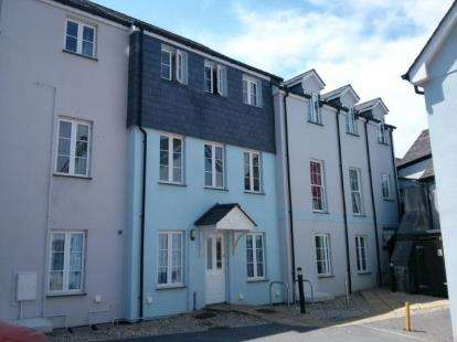 2 Bedrooms Flat for sale in Crockwell Street, Bodmin, Cornwall