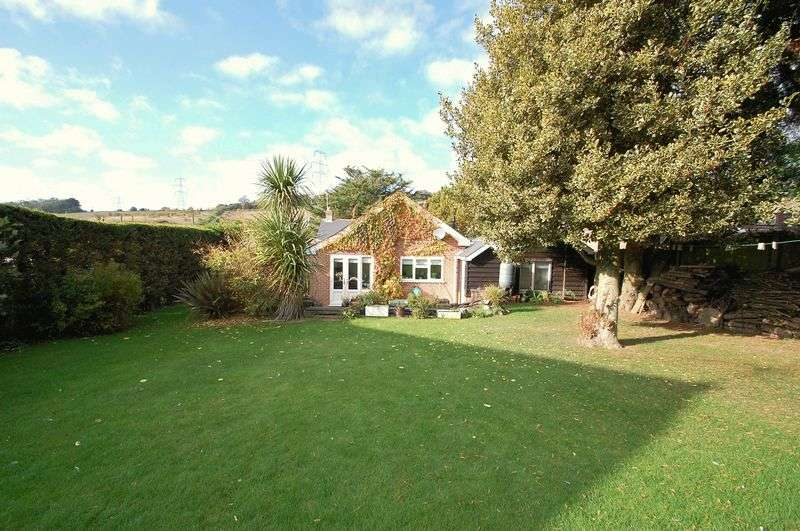 3 Bedrooms Detached Bungalow for sale in Downhouse Road, CATHERINGTON, Hampshire