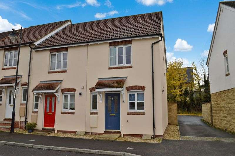 2 Bedrooms House for sale in Weatherbury Road, Gillingham
