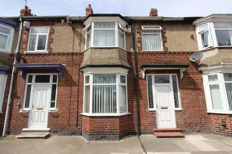3 Bedrooms Terraced House for sale in Rydal Road, DL1 4BH