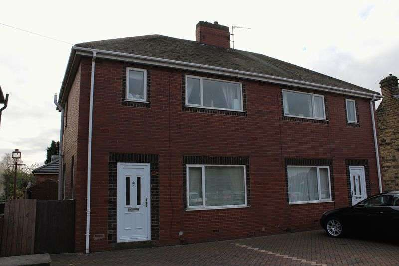 3 Bedrooms Semi Detached House for sale in Bell Lane, Pontefract