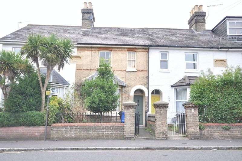 2 Bedrooms Terraced House for sale in Parr Street, Ashley Cross, Poole