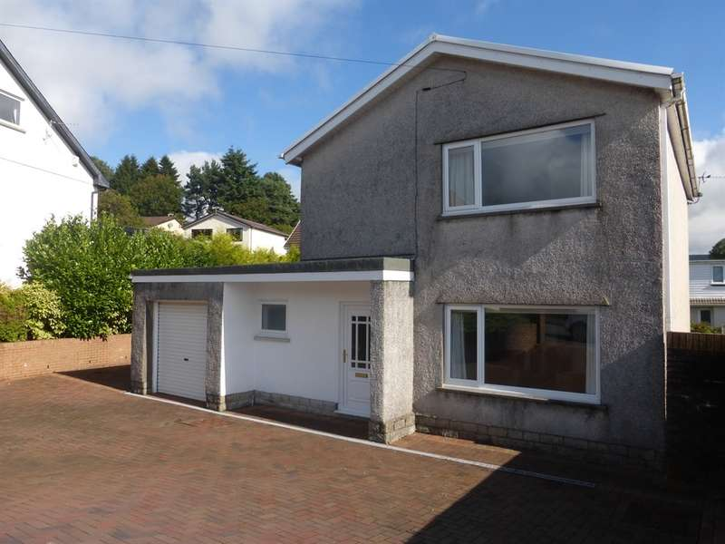 3 Bedrooms Detached House for sale in Ystad Celyn, Maesteg
