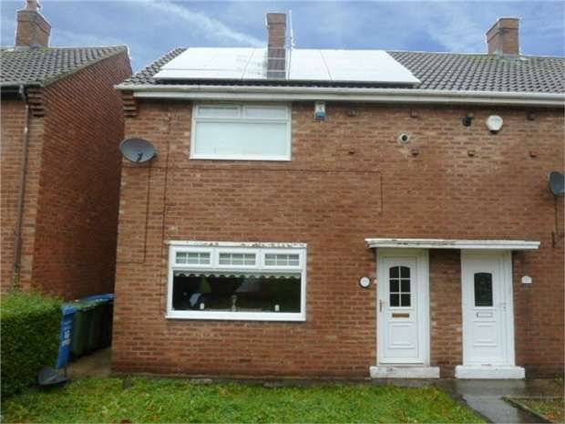 2 Bedrooms Semi Detached House for sale in Essex Crescent, Seaham, Durham