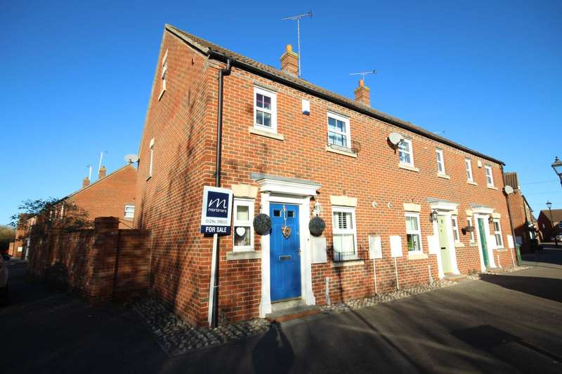 4 Bedrooms End Of Terrace House for sale in Coombe Lane, Fairford Leys