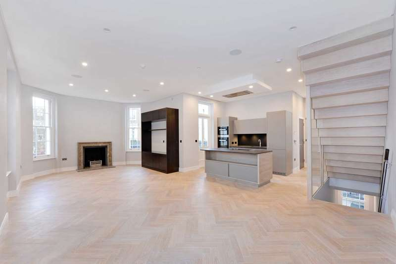 2 Bedrooms Apartment Flat for sale in Westbourne Park Villas, Notting Hill, W2