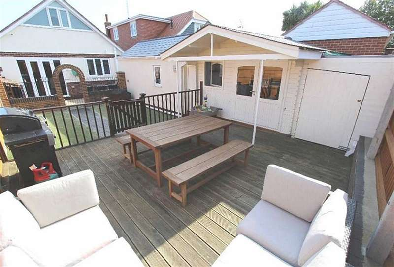 3 Bedrooms House for sale in Brierley Road, Bournemouth, Dorset