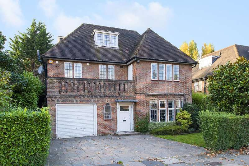 5 Bedrooms House for sale in Kingsley Way, N2