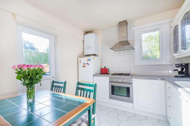 2 Bedrooms Flat for sale in Elderberry Road, Ealing, W5