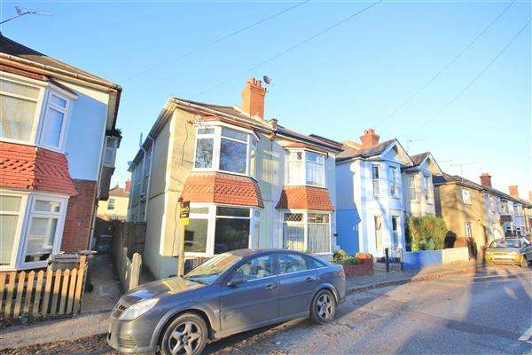 4 Bedrooms Semi Detached House for sale in South Road, Bournemouth