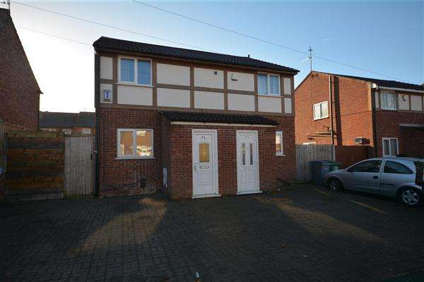2 Bedrooms Semi Detached House for sale in Victoria Road, Tranmere, Birkenhead
