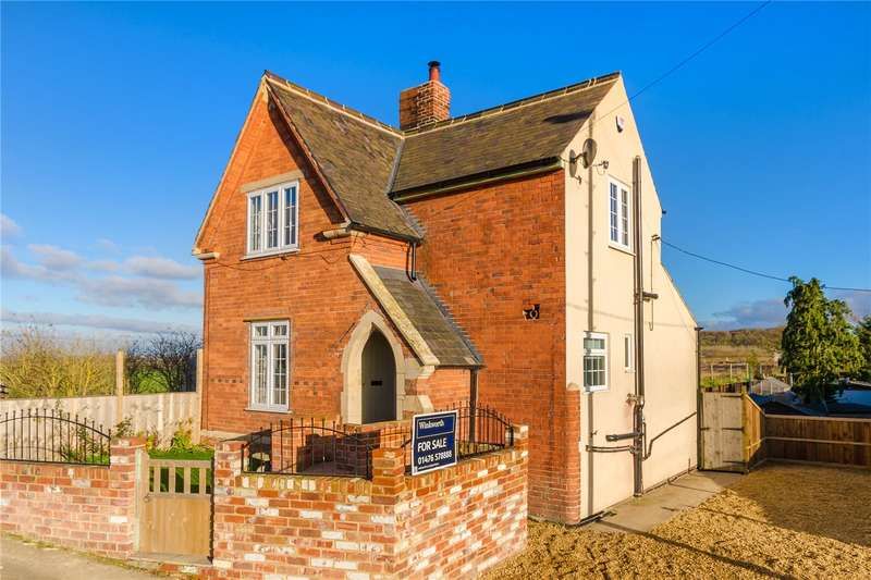 3 Bedrooms Detached House for sale in Barrowby Vale, Barrowby, Grantham, NG32