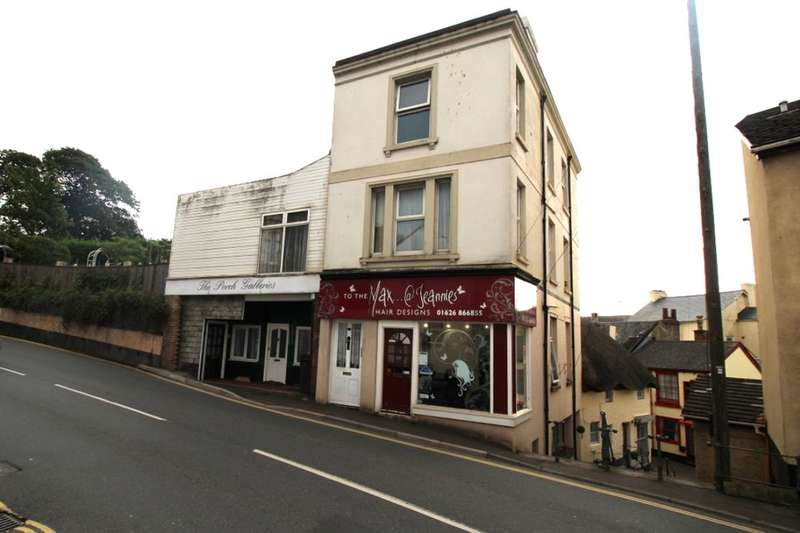2 Bedrooms Flat for sale in Iddesleigh Terrace, Dawlish, EX7