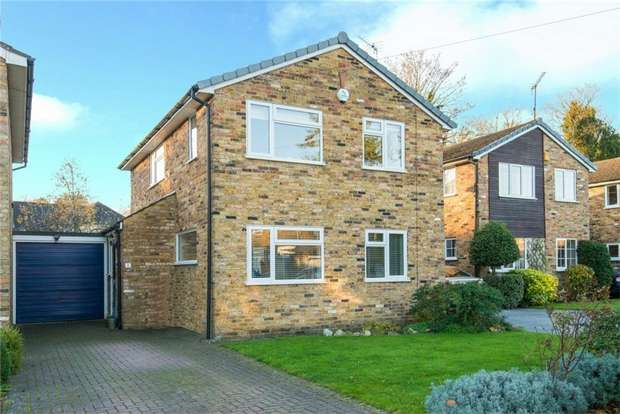 3 Bedrooms Detached House for sale in Grange Close, Chalfont St Peter, Buckinghamshire