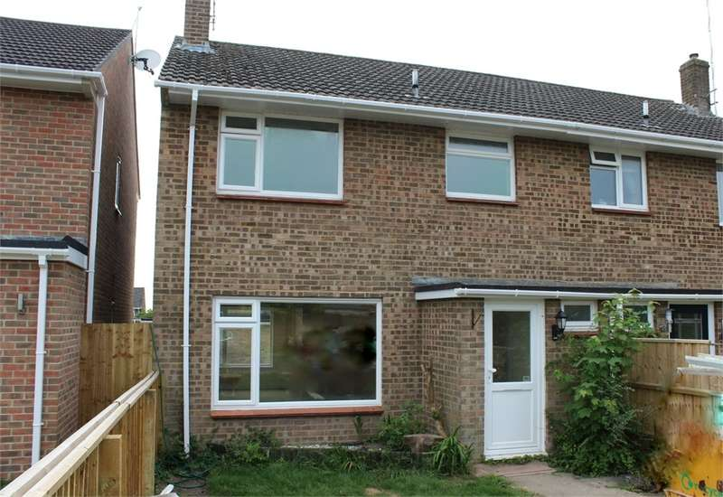 3 Bedrooms Semi Detached House for sale in Northmoor Way, Wareham, Dorset